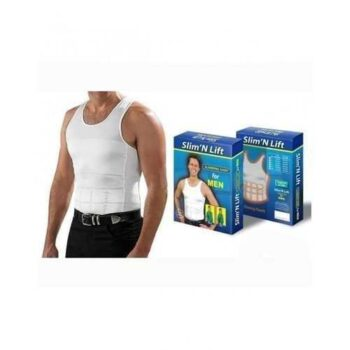As Seen On Tv Slim N Lift Slimming Vest - White
