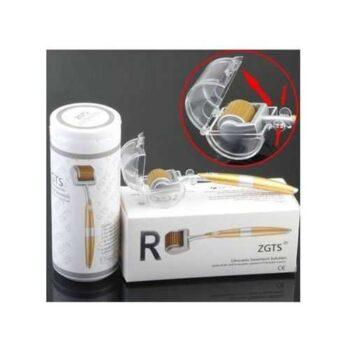 Derma Roller Titanium - Gold