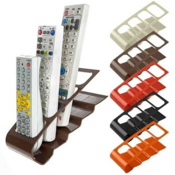 Remote Control Organizer - 4 Slots