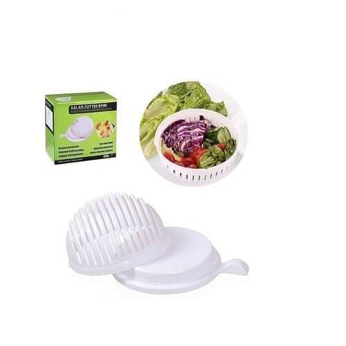Generic Salad Cutter Bowl