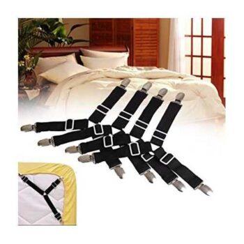 Sheet Grippers - 4 Pcs - Black
