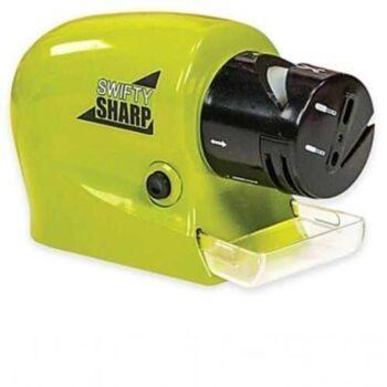 Swifty Sharp Sharp Cordless Motorized Knife Sharpener