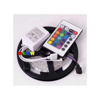 ديكور شريط إضاءة ليد 5 م - متعدد الألوان