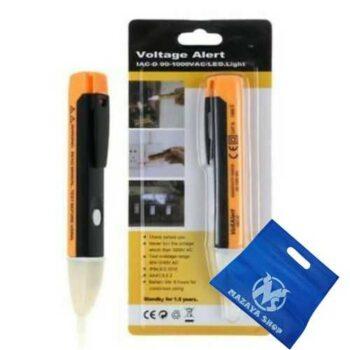 90v-1000v - جهاز قياس الجهد الكهربائي + شنطة مزايا هدية مجانية