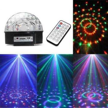 Disco Magic Light Ball