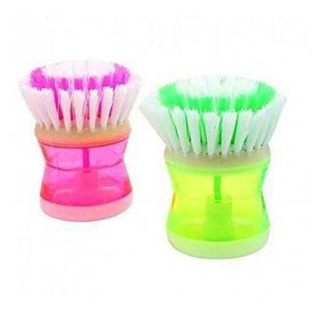 Dish Washing Brush - 2 Pcs