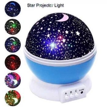 Dream Rotating Projection Lamp
