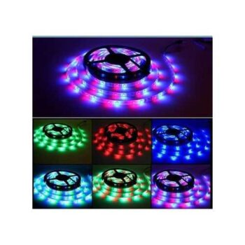 RGB LED Strip Light - 5 M