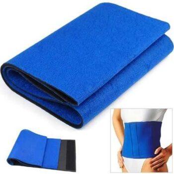 Sbk Waist Slimming Belt - Blue
