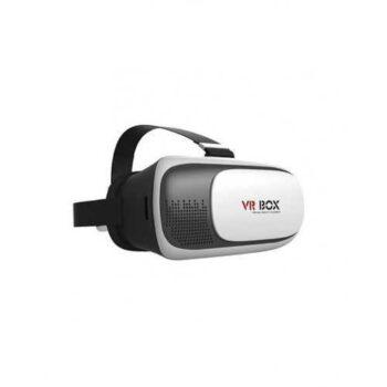 VR Glasses for Smart Phones - Black/White